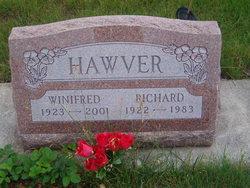 Winifred N Hawver