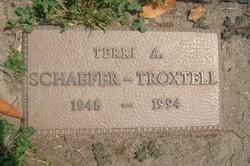 Theresa Antoinette <i>Beall</i> Troxtell