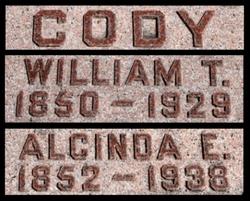 Alcinda E. Cody