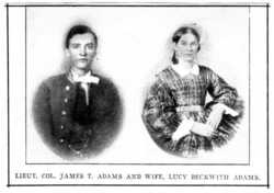 LTC James Theophilus Adams