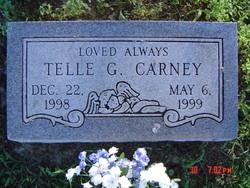 Telle G Carney
