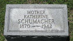 Katherine Katie <i>Heer</i> Schumacher