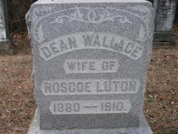 Dean <i>Wallace</i> Luton