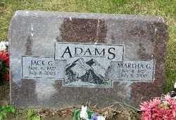 Jack G. Adams