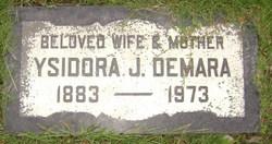 Ysidora J. Demara
