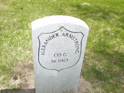 Sgt Alexander Armstrong