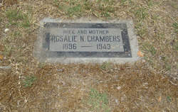 Mabel Rosalie <i>Nobles</i> Chambers