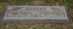 Florence <i>Hendricks</i> Dodson