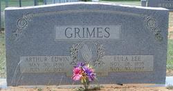 Eula Lee <i>McKnight</i> Grimes