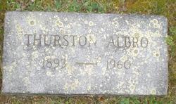 Thurston Sheriff Albro