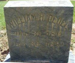 William Henry Deuel