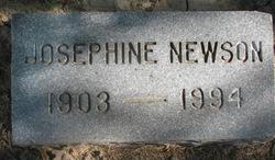 Josephine Newson