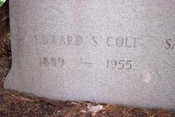 Edward S Colt