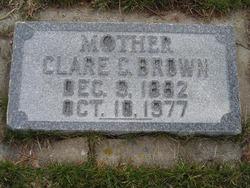 Ada Clare <i>Cummings</i> Brown