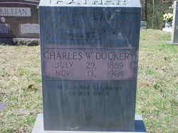 Charles Washington Dockery