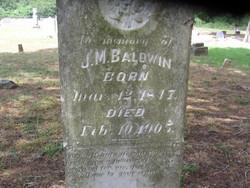 James M. Baldwin