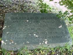 Charles Laban Abernethy, Sr