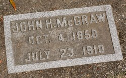 John Harte McGraw