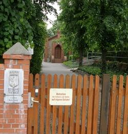 Friedhof K�penicker Strasse