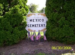 Old Mexico Cemetery