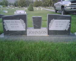 Mary Jane <i>Whittle</i> Johnson