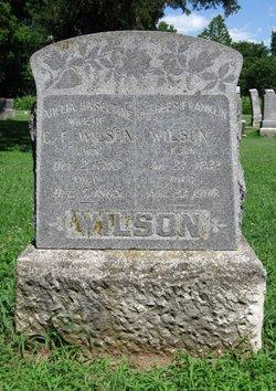 Capt Charles Franklin Wilson