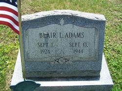 Blair L Adams