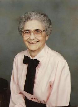 Bertha Lee <i>Akins</i> Paslay