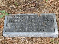 Ralph Preston Yates