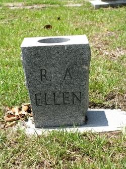 R A Ellen