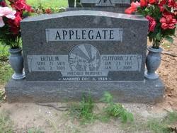 Joe Clifford Applegate