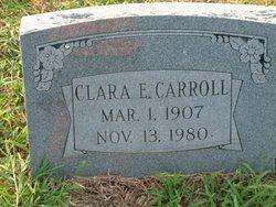 Clara E. <i>Harkey</i> Carroll
