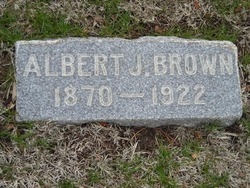 Albert James Brown