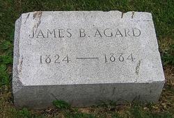 James B Agard