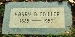 Harry Bushrod Fowler