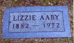 Lizzie Aaby