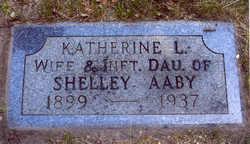 Katherine <i>Livingston</i> Aaby