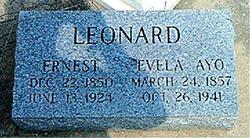 Evela <i>Ayo</i> Leonard