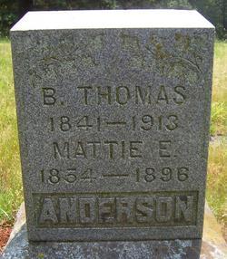 B. Thomas Anderson