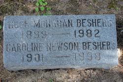 Caroline <i>Newson</i> Beshers
