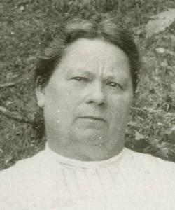 Sarah Catherine <i>Hegeman</i> Hendricks
