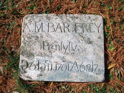 Anna Maria Barbara <i>Binckele</i> Frey
