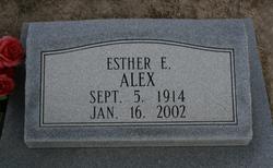 Esther Elsie <i>Logeman</i> Alex