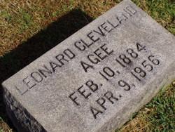 Leonard Cleveland Agee