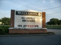 Hulls Grove Baptist Church Cemetery