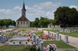Praha Catholic Cemetery