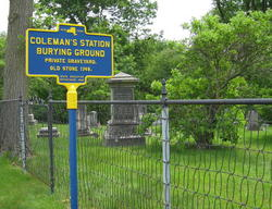 Colemans Station Cemetery