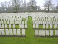 Chocques Military Cemetery