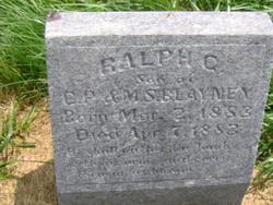 Ralph C Blayney