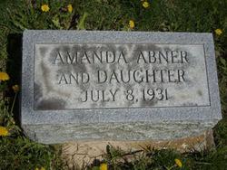 Amanda <i>Satterfield</i> Abner
